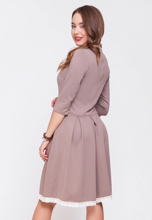 Платье Xarizmas цвет коричневый  Фото 3