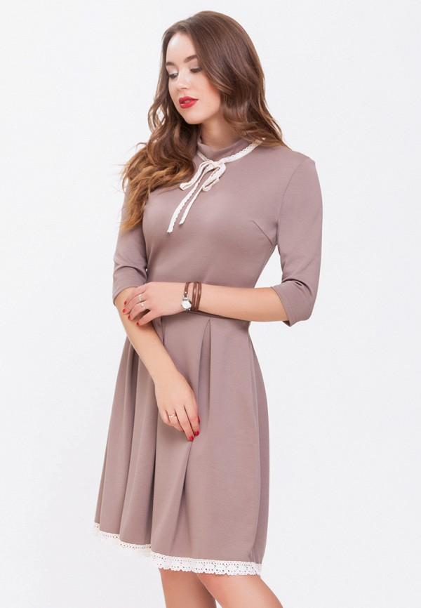 Платье Xarizmas цвет коричневый  Фото 5