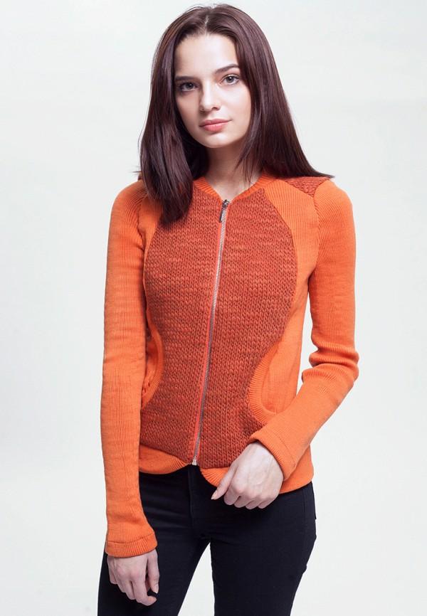 женская олимпийка xarizmas, оранжевая