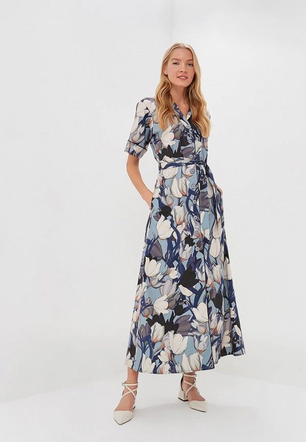 женское платье ksenia knyazeva, разноцветное