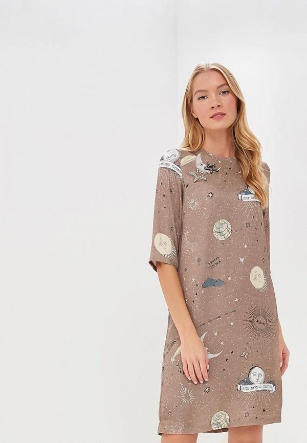 Платье Ksenia Knyazeva Ksenia Knyazeva MP002XW1CSZY цена 2017
