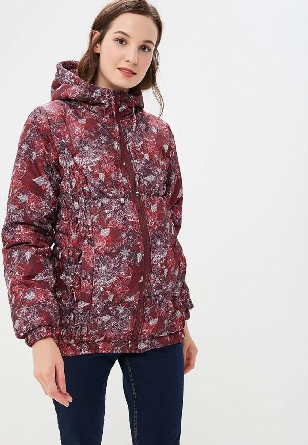 Купить Куртка утепленная Очаровательная Адель, mp002xw1ct0v, бордовый, Весна-лето 2018