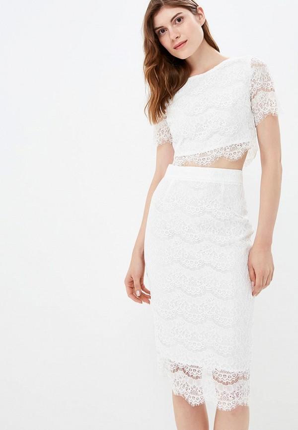 женский костюм zerkala, белый