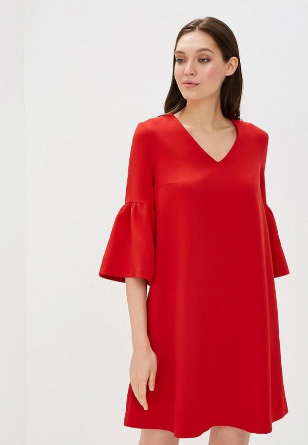 Фото - Платье Akimbo красного цвета
