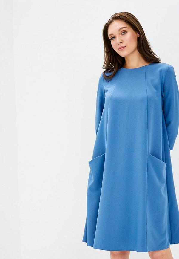 Фото - Платье Akimbo синего цвета
