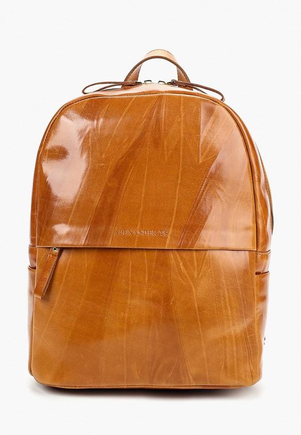 Купить Рюкзак Alexander Tsiselsky, MP002XW1CTB7, коричневый, Осень-зима 2018/2019
