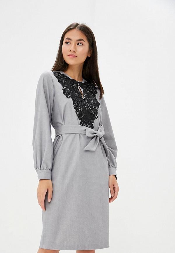 Платье Maison de la Robe Maison de la Robe MP002XW1CTDD self tie floral lace robe
