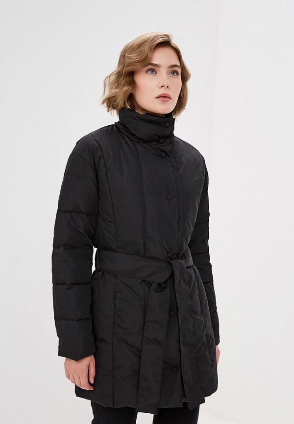 Купить Пуховик La Reine Blanche, MP002XW1CTNQ, черный, Осень-зима 2018/2019
