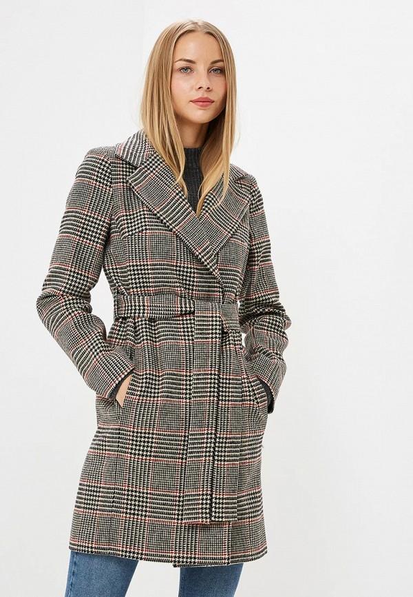 женское пальто la reine blanche, бежевое