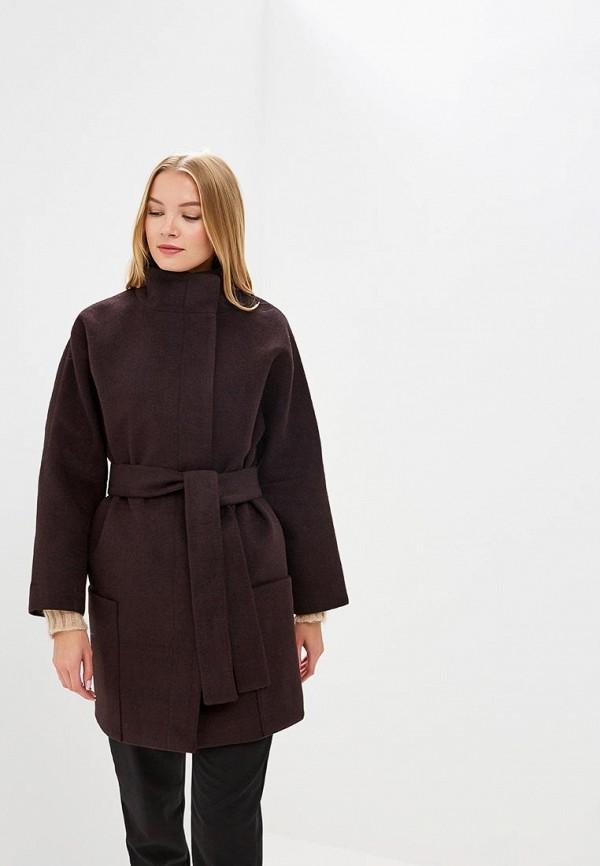 Купить Пальто Ovelli, mp002xw1ctwl, фиолетовый, Осень-зима 2018/2019