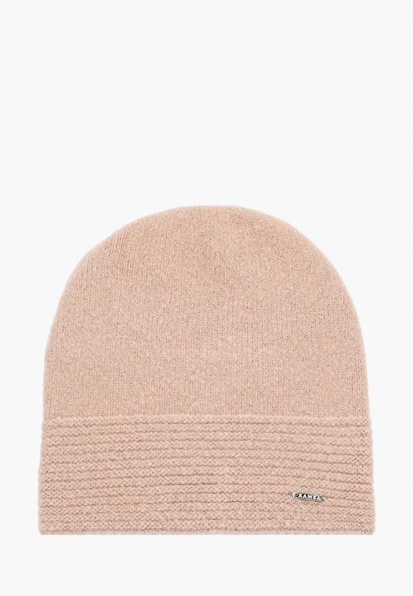 Шапка Kamea Kamea MP002XW1EUKU шапка женская nuages цвет бежевый nh 5018 118 размер 52 58