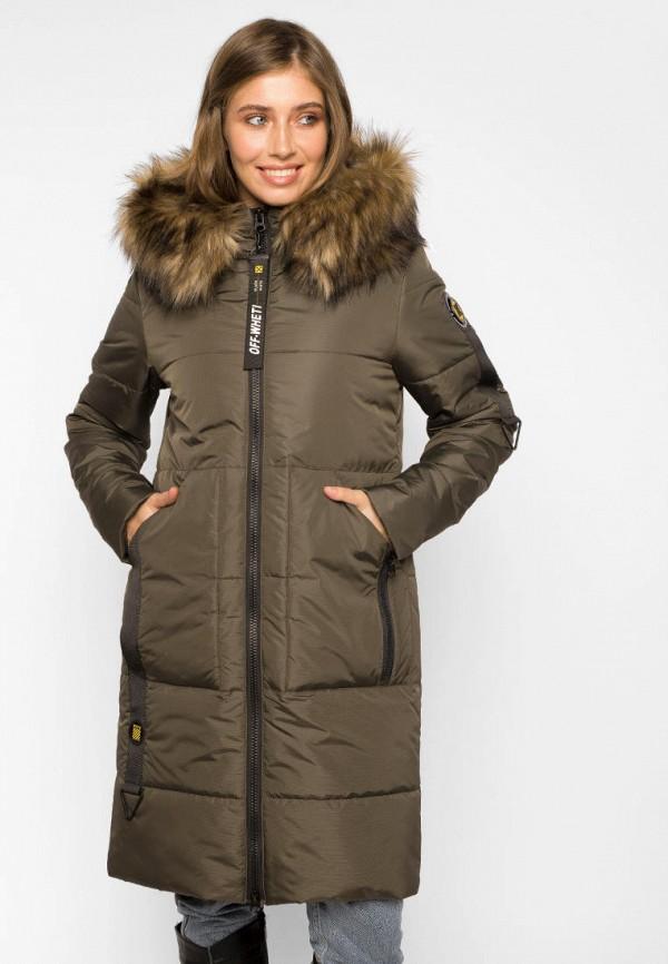 женская куртка modniy oazis, хаки