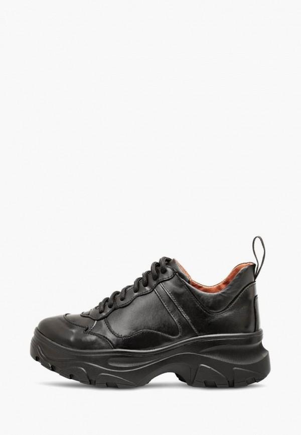 женские кроссовки grace, черные