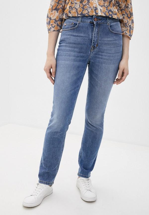 женские джинсы скинни cop.copine, голубые