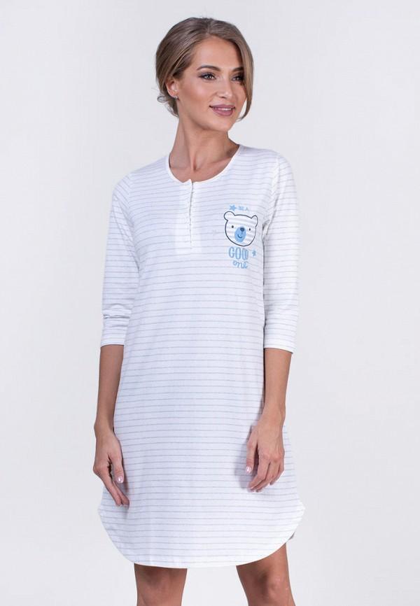 Платье домашнее Vienetta Vienetta MP002XW1F3LH платье домашнее vienetta s secret arizona цвет черный 809170 0000 размер l 48