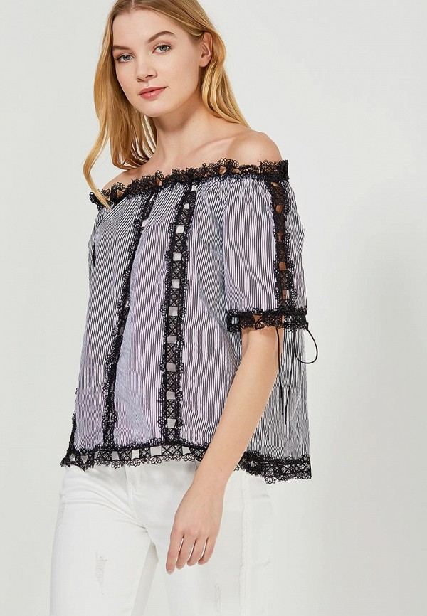 Купить Блуза Marissimo, mp002xw1f4b6, серый, Весна-лето 2018