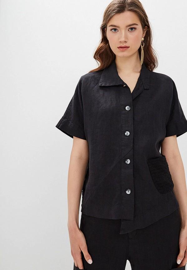Блуза Agenda цвет черный