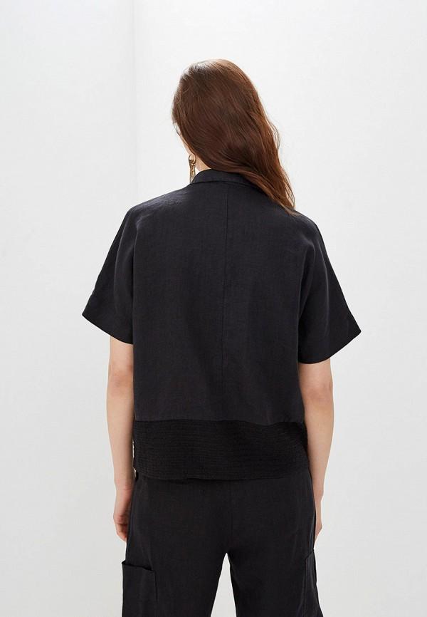 Блуза Agenda цвет черный  Фото 3