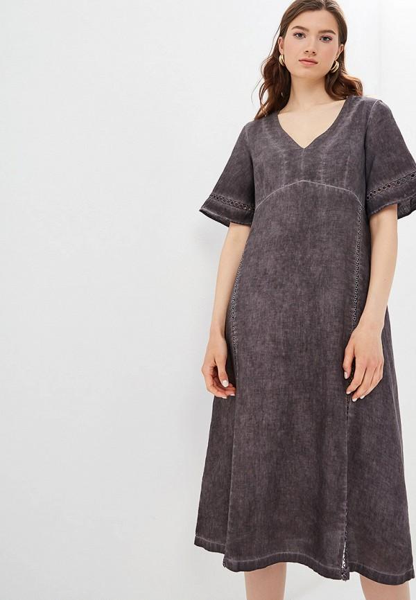 Платье Agenda цвет серый  Фото 2