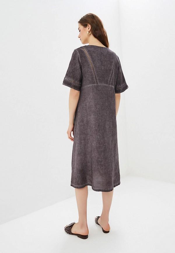 Платье Agenda цвет серый  Фото 3