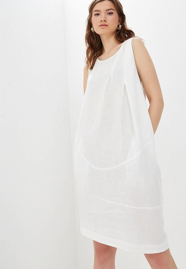 Платье Agenda цвет белый