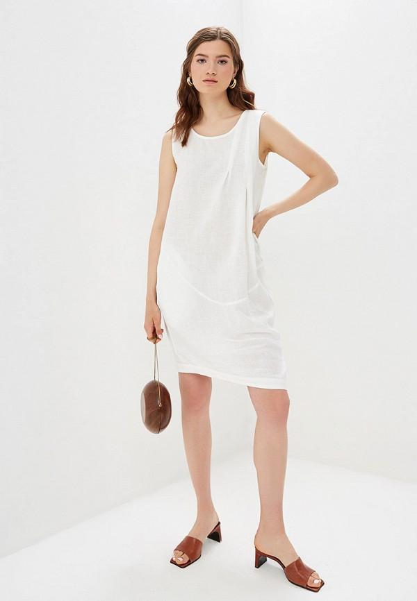 Платье Agenda цвет белый  Фото 2