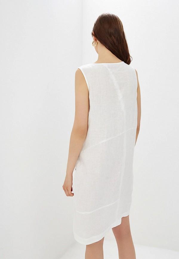 Платье Agenda цвет белый  Фото 3