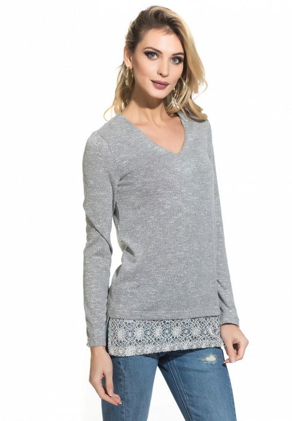 Пуловер Gloss Gloss MP002XW1F50G юбка quelle gloss 1020084
