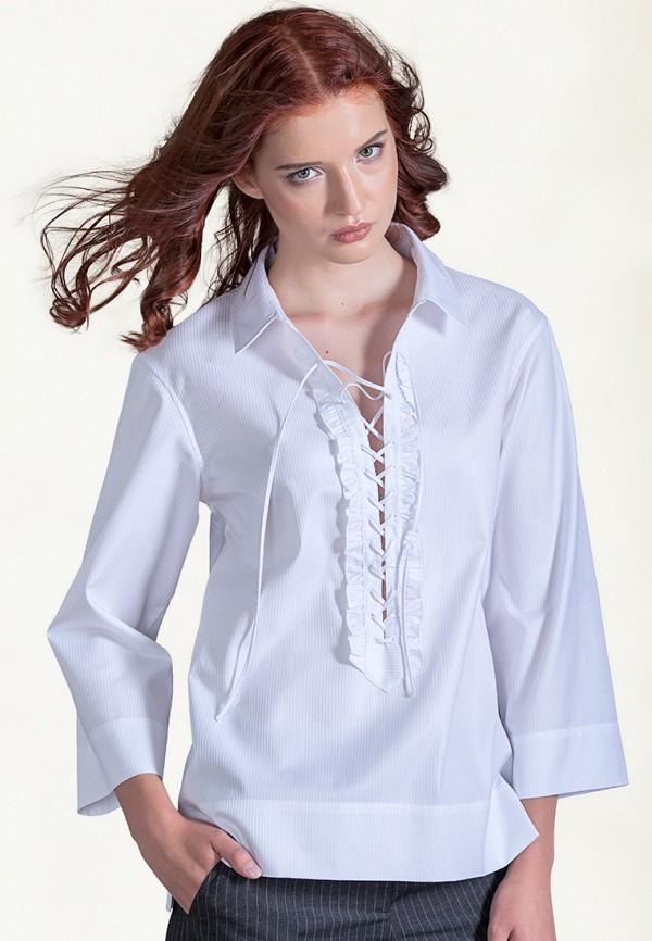 женская блузка strygina, белая