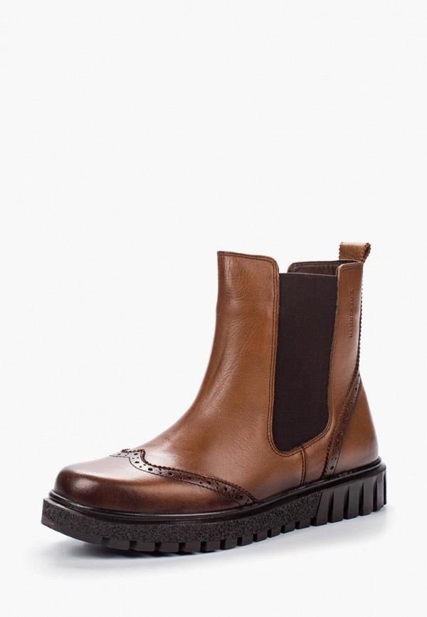 Купить Ботинки HAMMERJACK, MP002XW1F5O8, коричневый, Осень-зима 2017/2018