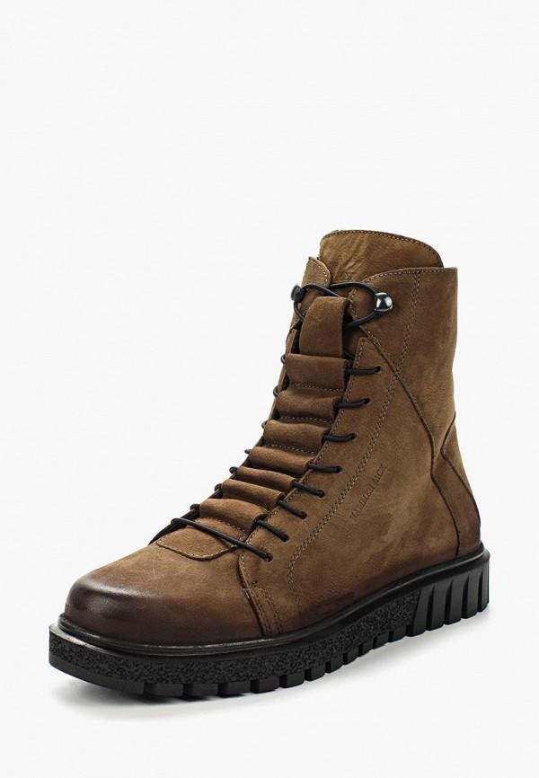 Купить Ботинки Hammerjack, mp002xw1f5og, хаки, Осень-зима 2017/2018