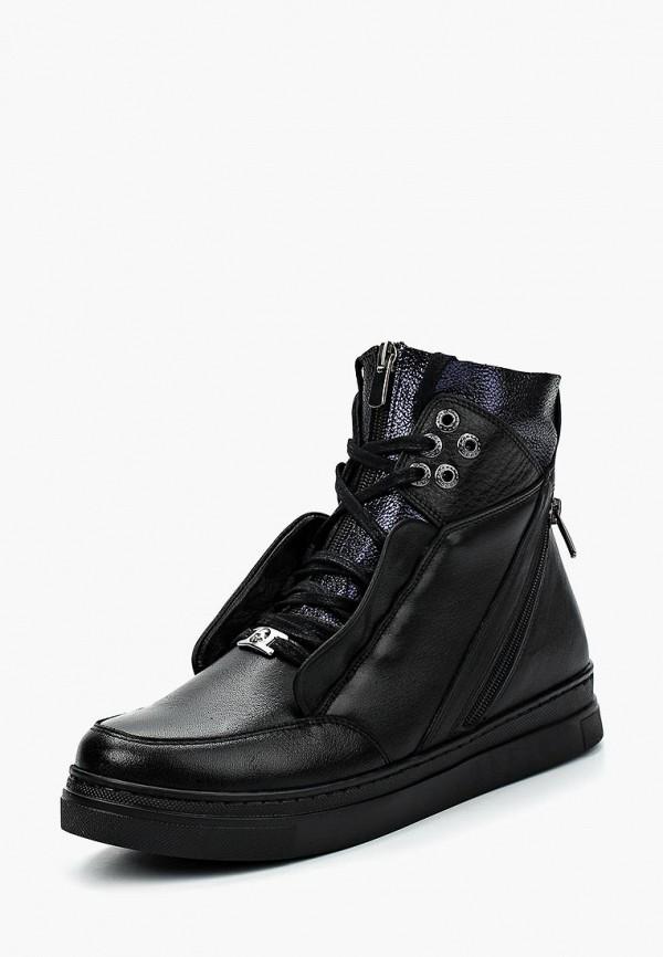 Купить Ботинки Hammerjack, mp002xw1f5or, черный, Осень-зима 2018/2019
