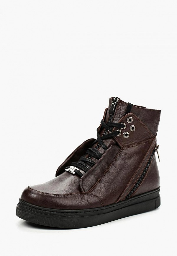 Купить Ботинки HAMMERJACK, MP002XW1F5OS, коричневый, Осень-зима 2017/2018