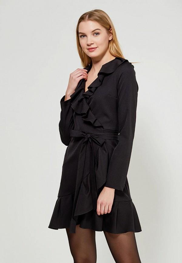 Купить Платье Lezzarine, MP002XW1F5U1, черный, Осень-зима 2017/2018