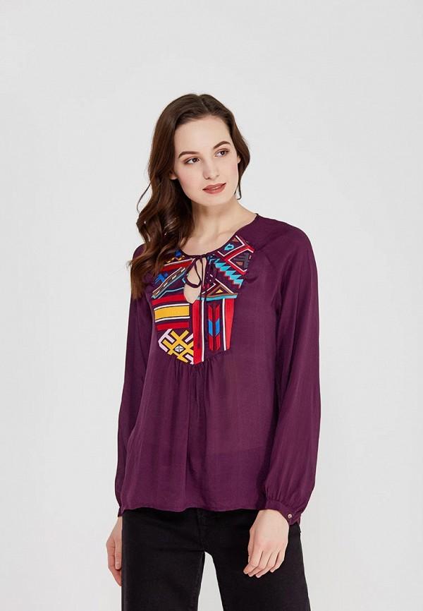 Купить Блуза Sack's, MP002XW1F60J, бордовый, OUTLET