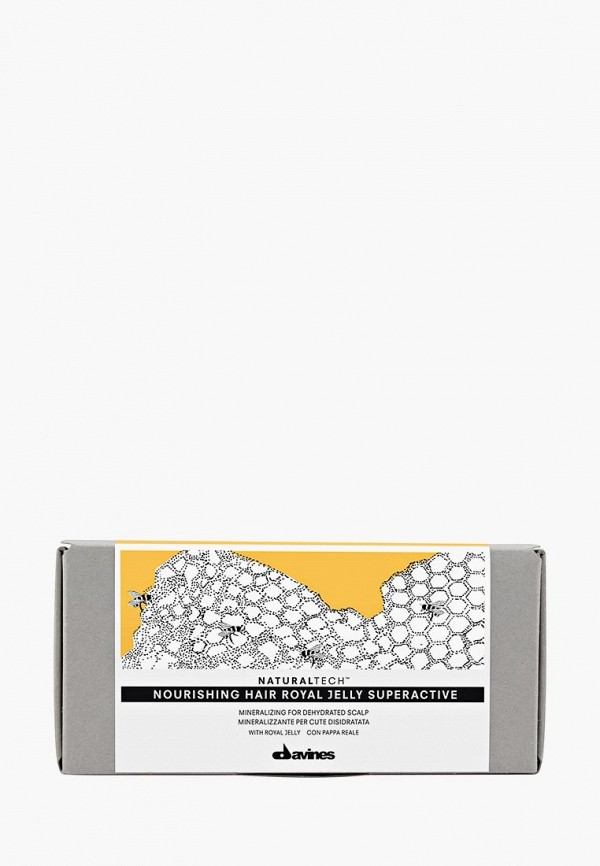Купить Набор для ухода за волосами Davines, Nourishing, MP002XW1F64V, серый