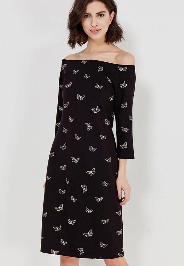 Купить Платье Мария Браславская, MP002XW1F67Y, черный, Осень-зима 2017/2018