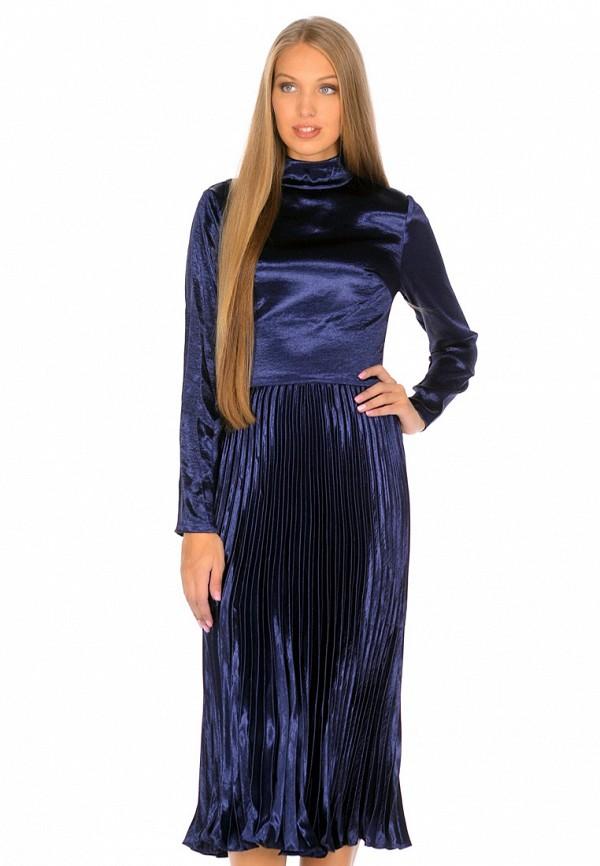 Купить Платье Cavo, MP002XW1F6N9, синий, Осень-зима 2017/2018
