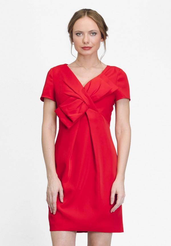 Купить Платье Cavo, mp002xw1f6nf, красный, Осень-зима 2017/2018