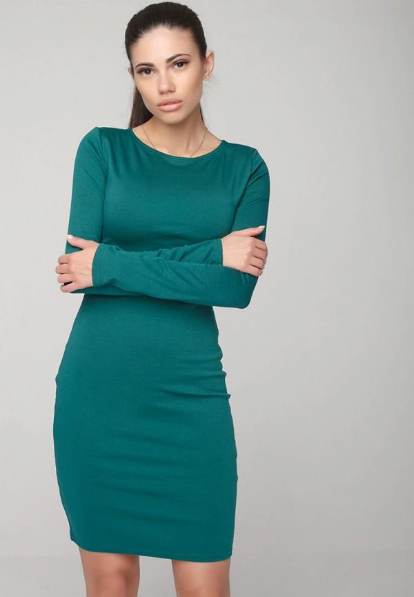 Купить Платье Malaeva, MP002XW1F6TZ, зеленый, Весна-лето 2018