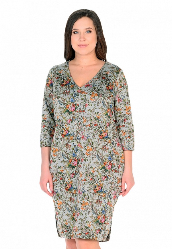 Купить Платье XLady, mp002xw1f6ui, разноцветный, Осень-зима 2017/2018