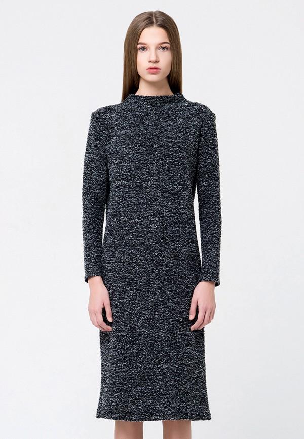женское платье minimally, серое