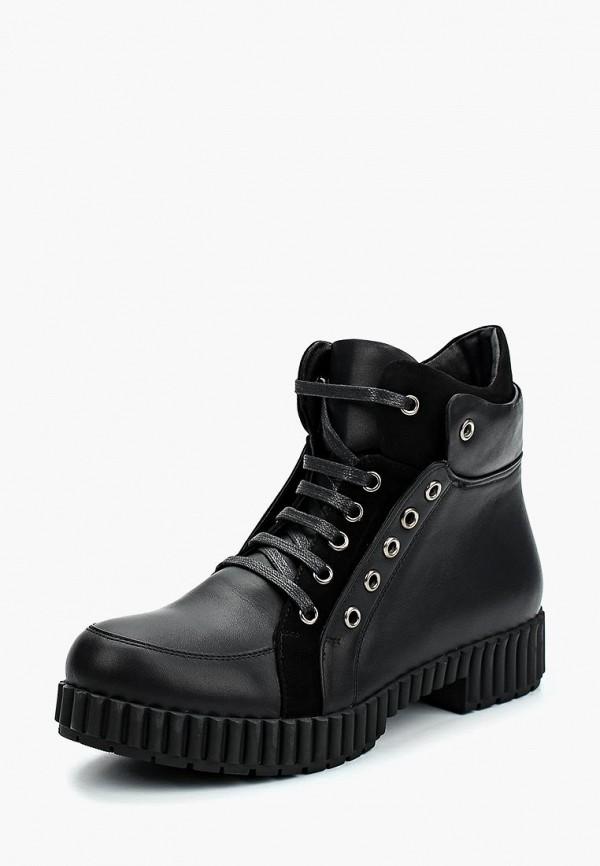 Купить Ботинки Hestrend, mp002xw1f7e5, черный, Осень-зима 2017/2018