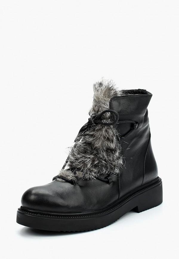 Купить Ботинки Hestrend, mp002xw1f7e6, черный, Осень-зима 2017/2018