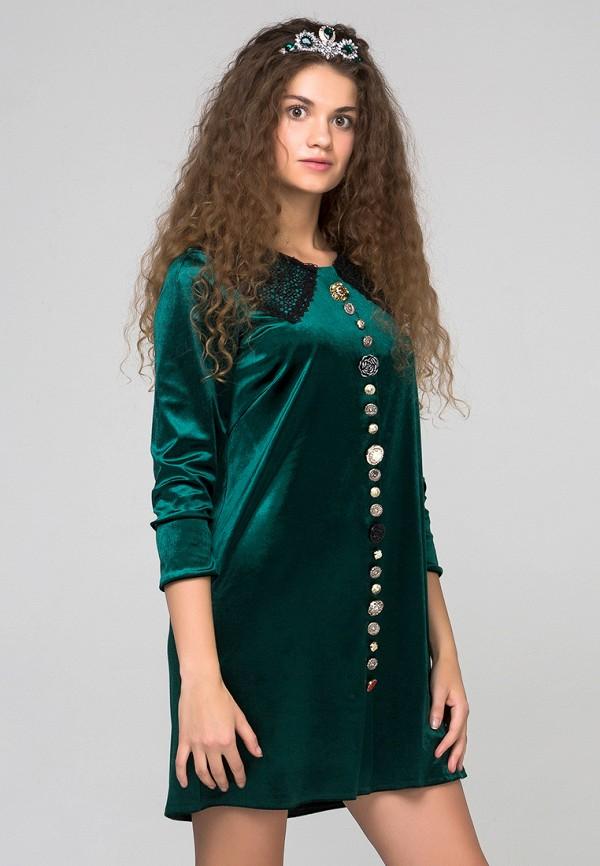 Купить Платье HandyWear, DOLCE VITA, MP002XW1F7K3, зеленый, Осень-зима 2017/2018