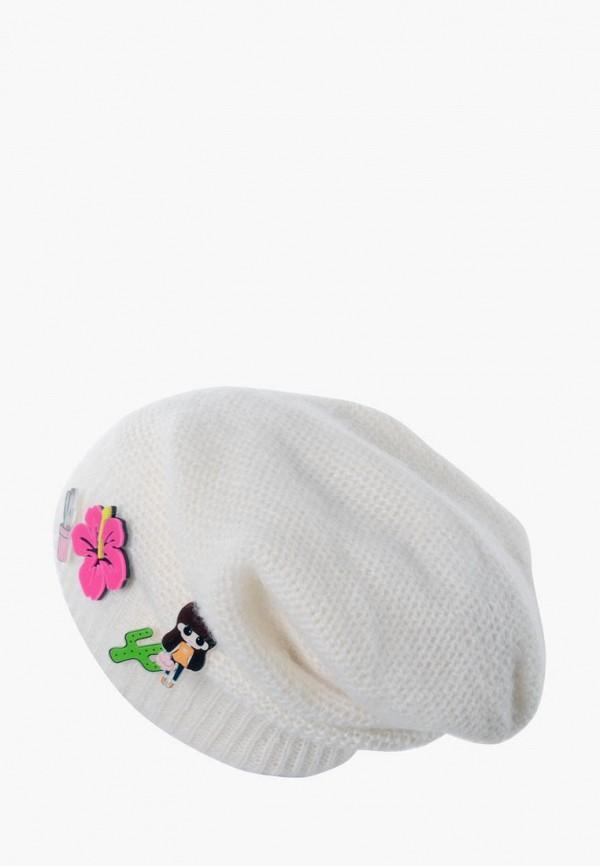 женская шапка lak miss, бежевая