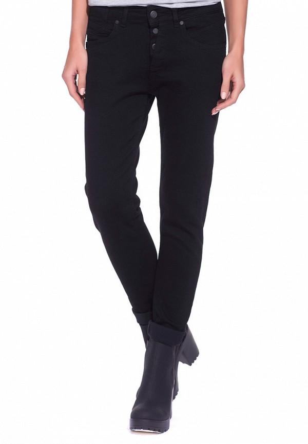 женские джинсы бойфренд whitney, черные