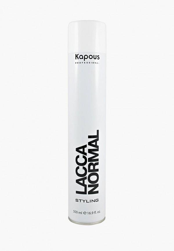 Лак для волос Kapous Kapous MP002XW1F8HQ лак kapous professional lagel bondex 6 мл