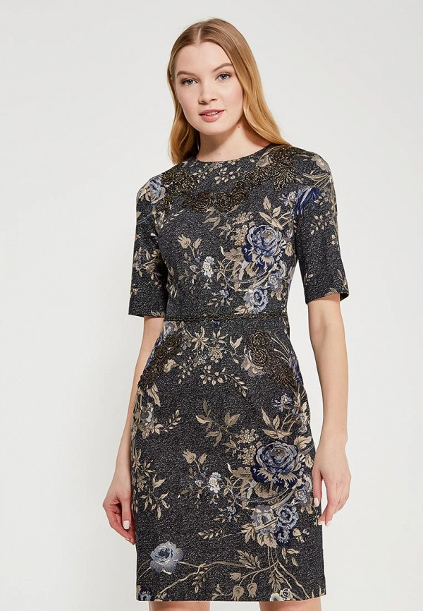 Платье Арт-Деко Арт-Деко MP002XW1F8V8 жен брюки арт 19 0028 черный р 56