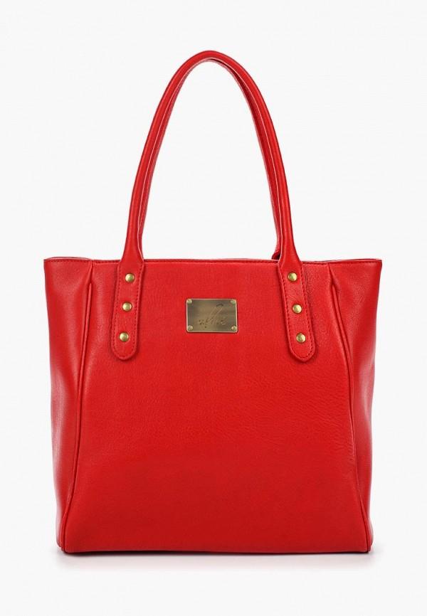 женская сумка olci, красная
